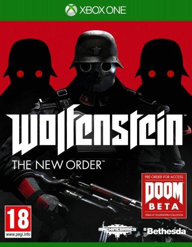 Wolfenstein: The New Order  inc access to Doom BETA (XBOX ONE) £19.85 @ Amazon
