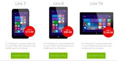 Linx windows 8.1 10 inch tablet with Office 365 for 12 months £149.99 @ Williams Medical Supplies
