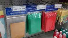 75 Blank A6 Cards With Envelopes only £2 @ Staples instore