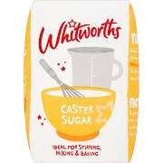 For All Christmas Bakers Whitworths Caster Sugar £1 @ Poundland