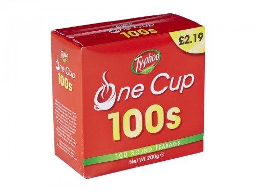 Typhoo tea bags 100 bags for 89p @ 99p store