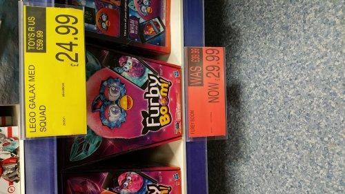 crystal furby - £29.99 instore @ B&M