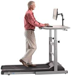 Award Winning - Lifespan TR1200-DT5 Treadmill Desktop - Grey  £698.33 & FREE UK delivery  @ Amazon