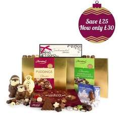 I Love Christmas Collection ONLY £22.50 or £26.45 DELIVERED using code at Thorntons