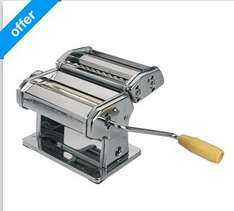 Marcato Atlas 150 Pasta machine from Clas Ohlson, £29.99 or £34.94 with delivery