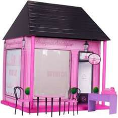 Chad Valley Design-a-Boutique Café Boutique Playset £6.24 @ Argos Online