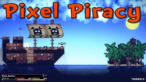 (Steam) Pixel Piracy - 69p - Humble Store