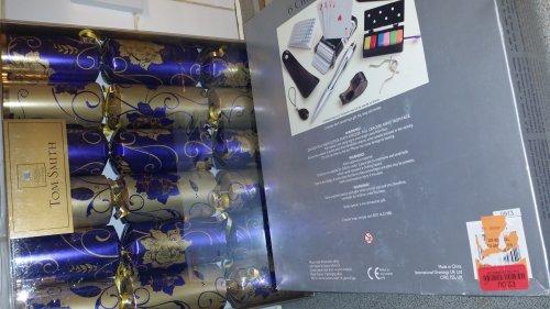 christmas crackers £2 @ TKMaxx