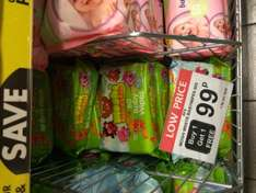 moshi monsters wipes 99p for 2 @ Poundstrecher
