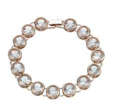 Fiorelli Rose Gold Plated Crystal Bracelet was £40 now £16 @ Very!