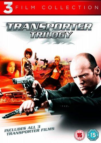 Transporter Trilogy Blu-ray box set £10 in Asda