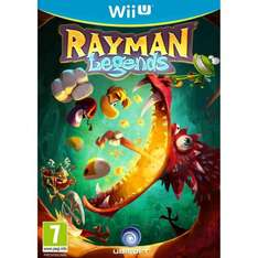 Rayman Legends Wii U £12.85 @ Shopto