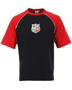 Cotton Traders Men's Rugby Lions T-Shirt £3.99 @ Zavvi