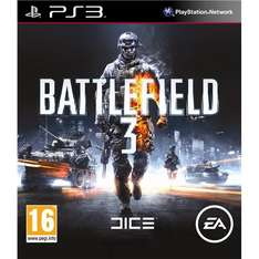 Battlefield 3 (PS3) only £2.02 delivered at Play.com/zoverstocks (used)