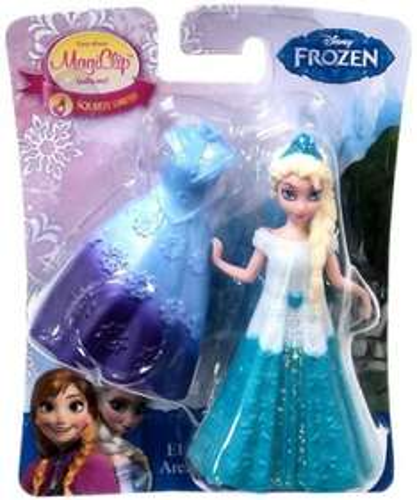 Elsa Magiclip doll £6 @ Tesco