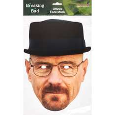 Heisenberg Breaking Bad mask, now £1.00 @ River Island  Free Click & Collect