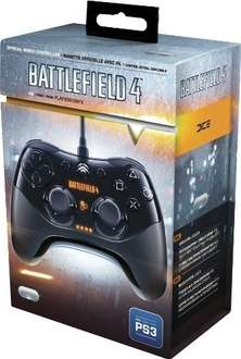 Battlefield 4 Official Wired Controller (PS3) £10.99 @ Amazon (or Game)