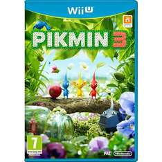 Pikmin 3 wii u Cex  Used £30.50 inc del. £28 if you have a shop near you with stock.
