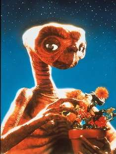 E.T: The Extra Terrestrial Blu Ray @ Game.co.uk + Quidco Cash Back