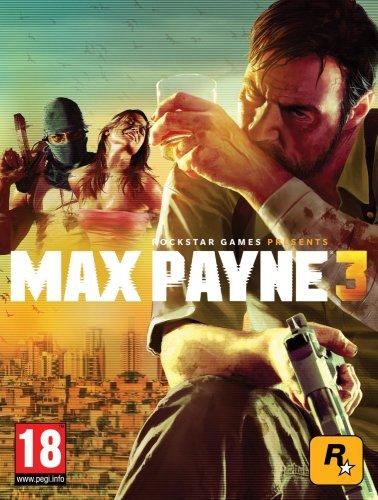 Max Payne 3 Steam Code £3.20 @ Amazon