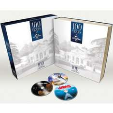 100 Years Of Universal - 100 Movie Collection Box Set (Limited Edition) DVD £99.99 @ The Hut