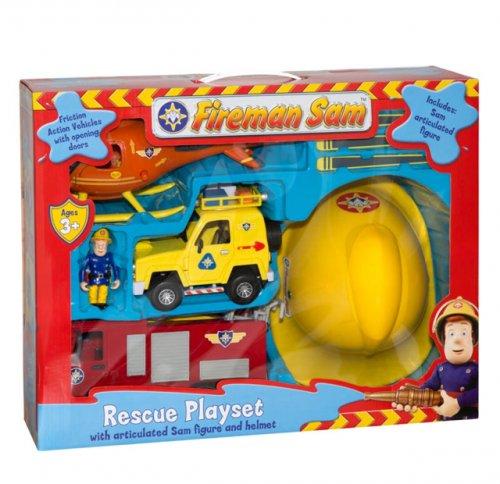 Fireman Sam play set £24.99 @ B&M