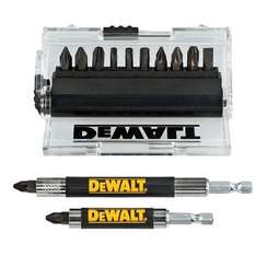 DeWALT DT70512-QZ Impact Screwdriver Set (14 Pieces), £7.69 & FREE Delivery in the UK on orders over £10, @ amazon