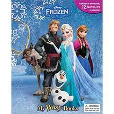 Frozen My Busy Book £5 @ Tesco direct
