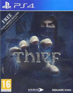 Thief - Day One Edition - PS4 - New £18.85 @ Amazon + Prime