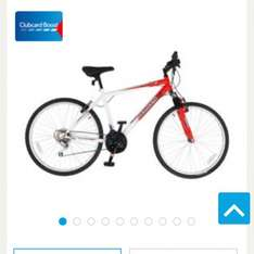 26ins mens terrain nevis mountain bike £65 delivered at Tesco Direct