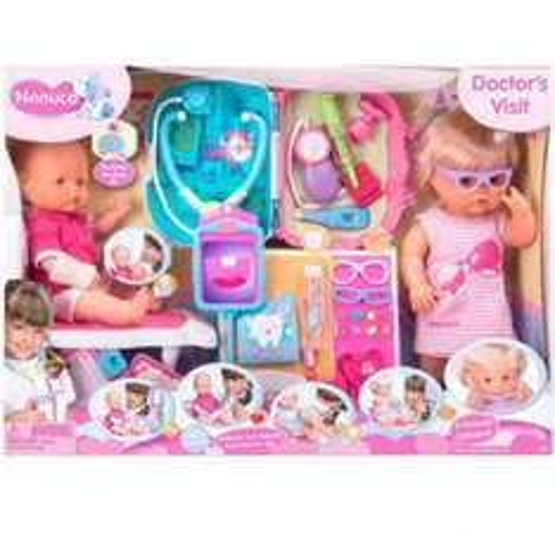 Nenuco medical visit doll set £19.96 C&C Toys R Us