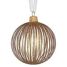 John Lewis Christmas decorations reduced