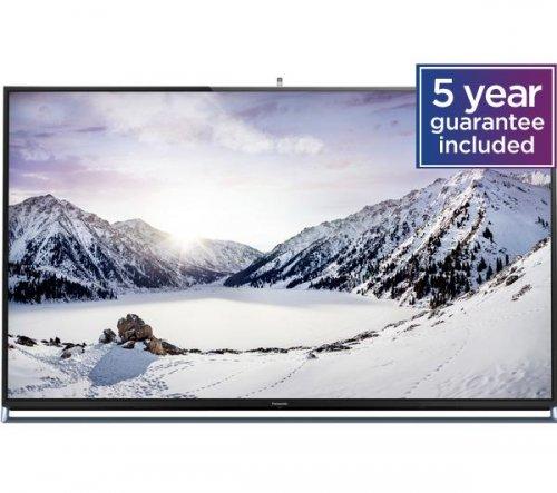 Panasonic 50AX802B Smart 3D 4K TV £1299 with free 5 year warranty @ Currys