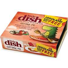 Free Little Dish Kids Meal