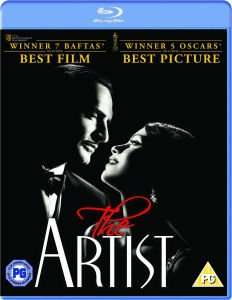 The Artist Blu-ray £2.99 @ zavvi.com