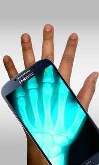 Xray scanner Free on Goggle Play
