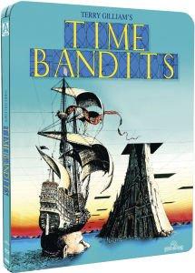 Time Bandits - Steelbook Edition Blu-ray £5.99 @ zavvi