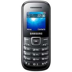 Samsung E1200 only £5 from Mobile by Sainsbury's Mobile