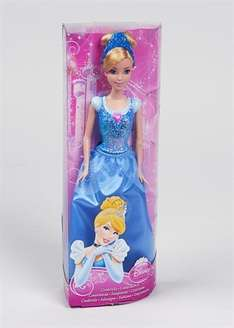 Disney Cinderella Doll now £4.50 at Matalan