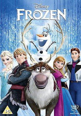 Frozen-DVD- £5 at Ebay TESCO OUTLET
