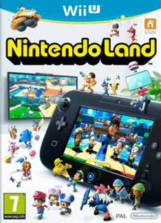 Nintendo Land Wii U mispriced online! £3.99 @ Game