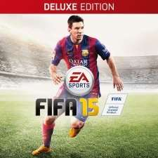 FIFA 15 Deluxe Edition PS3 £19.99, PSVITA £14.99, PS4 £39.99 (Not as good price on PS4) @ PSN