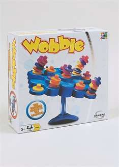 Wobble Game £2.50 @ Matalan free click and collect..