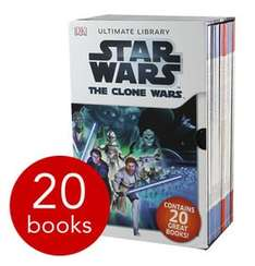 Star Wars collection (20 books) £16.99 @ The Book People