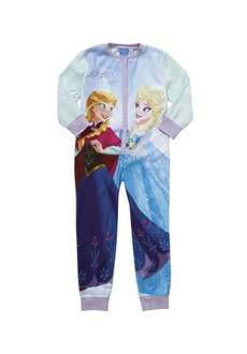 Disney Frozen Anna and Elsa Onesie  tesco  £4.50 - £5.50 del free
