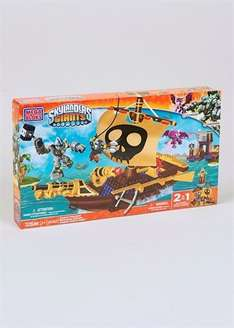 Mega Bloks Skylanders Giant Pirate Set Now £10.00 Was £19.99@matalan