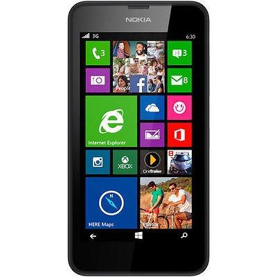Nokia Lumia 630 Unlocked Smartphone - Black - Open Box £64.99 at EBAY CURRYS