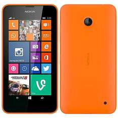 Nokia Lumia 635 Unlocked Smartphone - Orange - Open Box £74.99 at EBAY CURRYS