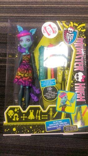 Monster High - Matalan - Color me creepy - Sea Monster