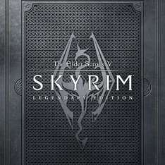 Skyrim Legendary Edition (Steam) £6.39 @ GetGames